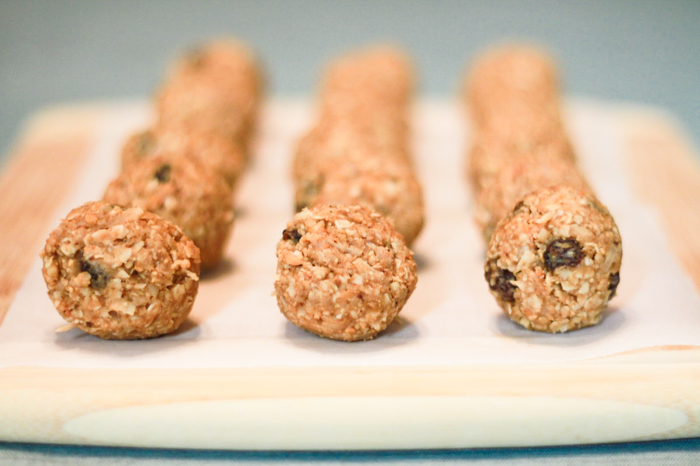 These delicious bite size balls are Daniel Fast friendly, healthy, and so easy to make yet still satisfy that sweet tooth. | brewedtogether.com