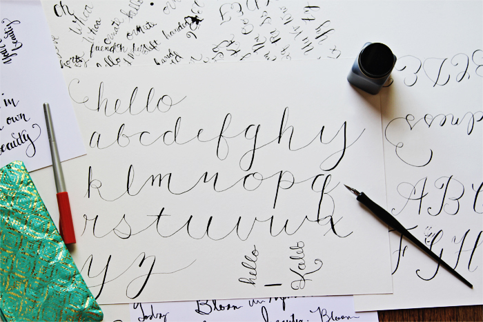 Brewed-Together-Learning-New-Skills-Calligraphy-3