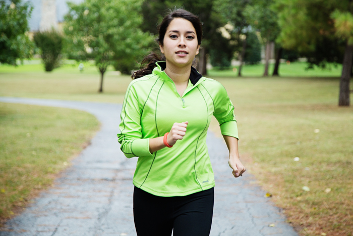 Running is great way to clear your head and work in some cardio. | Brewedtogether.com