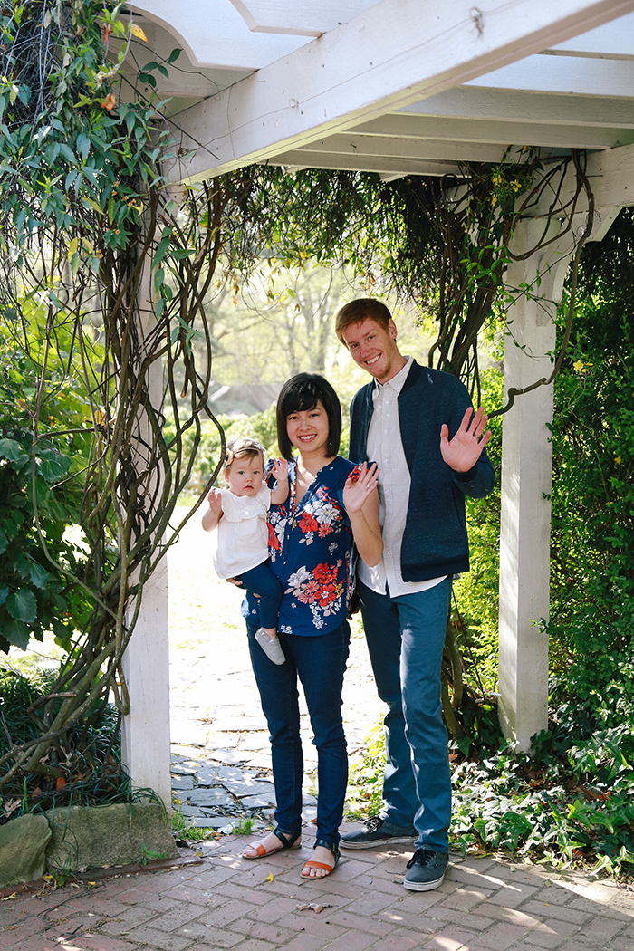 We've partnered with Old Navy to share how we love to travel in fashion as a family with coordinating outfits. | brewedtogether.com